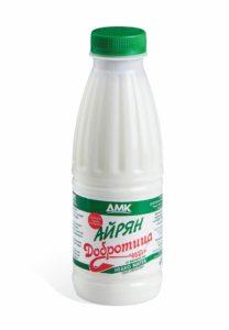 """Млечно – кисела  напитка Айрян """"Добротица"""""""